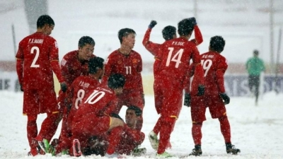 AFC U23 final sets record in TV viewership and media engagement in Vietnam