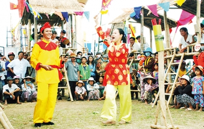 Developing Vietnam's cultural industry