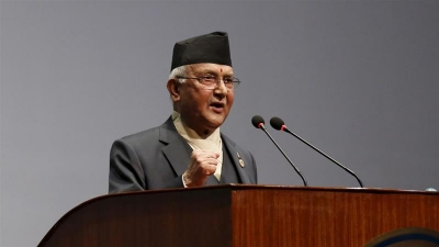Congratulations extended to new Nepalese Prime Minister