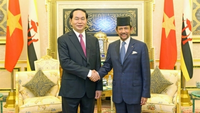 Congratulations to Brunei Darussalam on National Day