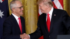Trump, Australia's Turnbull seek common ground on trade, China