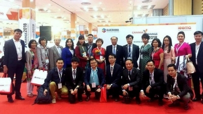 Vietnamese electricity manufacturers seek cooperation opportunities at Indian event