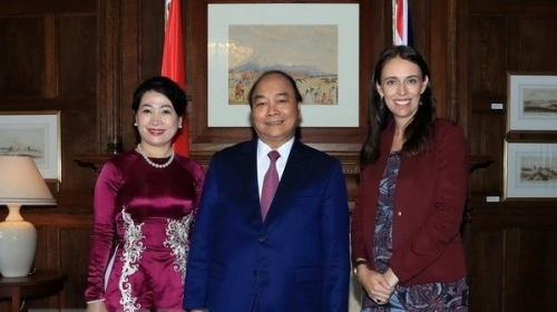 Vietnam, New Zealand issue joint statement on advancing comprehensive partnership