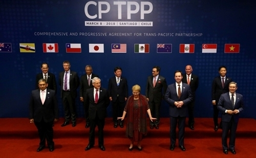 March 5-11: CPTPP trade deal signed in Chile