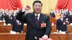 Xi Jinping unanimously elected Chinese president