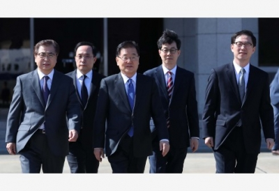RoK to seek high-level talks with DPRK for inter-Korean summit preparation: Blue House