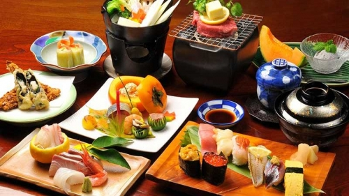 Festival features Japanese and Vietnamese cuisine