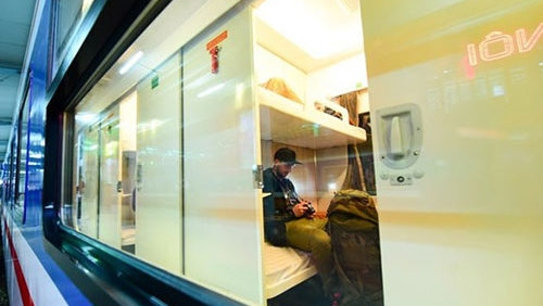Hanoi Railway increases seats for upcoming national holidays