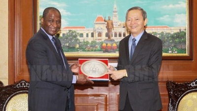 HCM City wants to boost Francophone cooperation