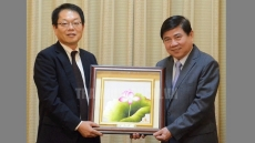 Ho Chi Minh City wishes for JICA support in key projects