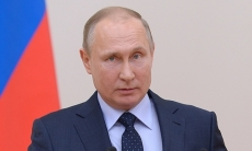 Congratulations to re-elected Russian President