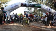 200 athletes participate in Dalat Victory Challenge mountain bike race