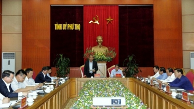 Phu Tho hailed for comprehensive anti-corruption efforts