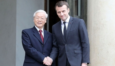 Creating solid foundations for development of Vietnam – France strategic partnership in new era