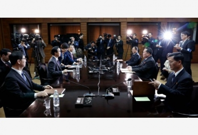 RoK, DPRK agree to hold summit on April 27 in Panmunjom