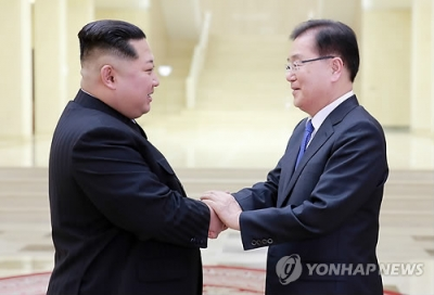 Two Koreas meet over upcoming summit