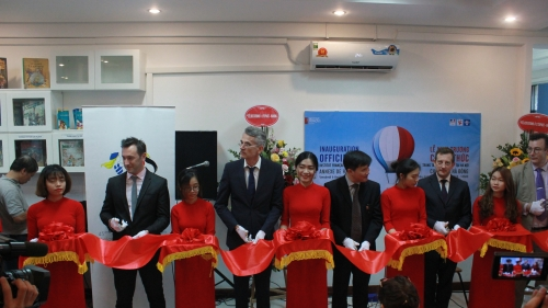 Cultural centre lifts Vietnam – France relationship