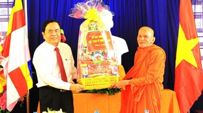 Greetings extended to Khmers on Chol Chnam Thmay festival