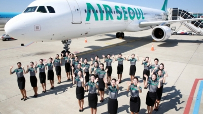 Budget carrier Air Seoul to open air route to Vietnam