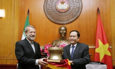 VFF pledges to contribute to Vietnam-Iran relations