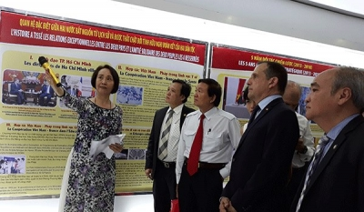 Various activities during Vietnam-France week in HCM City