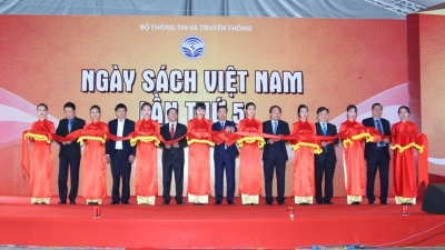 Fifth Vietnam Book Day features exciting activities