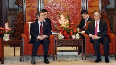 Communist Party of Vietnam delegation pays working visit to China