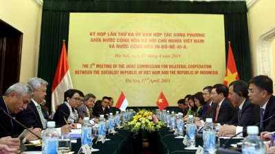 Vietnam-Indonesia Cooperation Committee convenes third meeting