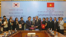 HCM City sets up partnership with RoK's Gyeonggi