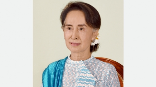 Myanmar State Counsellor begins official visit to Vietnam