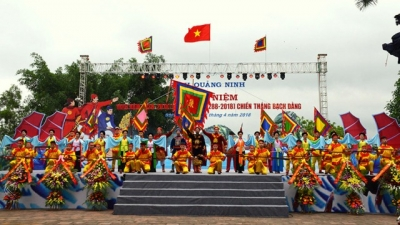 Quang Ninh marks 1080th and 730th anniversaries of Bach Dang Victories