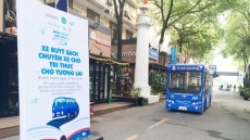 Book bus launched in Ho Chi Minh City