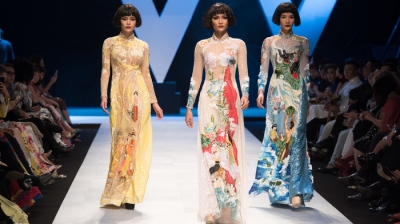 Vietnam International Fashion Week underway in HCM City