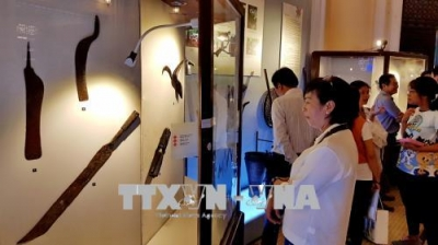 Exhibition sheds lights on X'tieng ethnic culture
