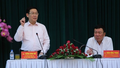 Nam Dinh urged to build suitable socio-economic development strategy