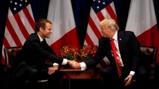 "French President's US visit: Message behind an ""oak sapling"""
