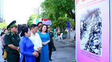 Open-air photo exhibition shows development of Ho Chi Minh City