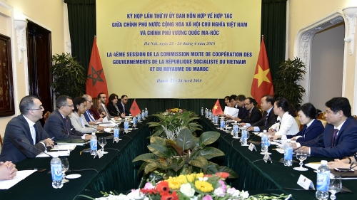 Vietnam always treasures its all-round ties with Morocco: official