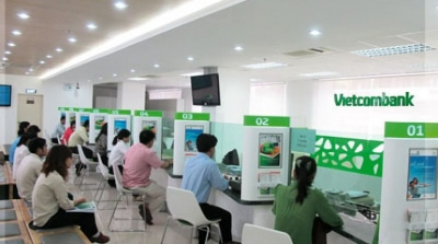 Vietcombank posts record-high profit in first quarter