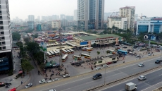 Hanoi to convert major bus stations into car parks by 2020