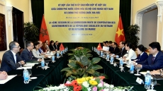 Hanoi hosts fourth meeting of Vietnam - Morocco Joint Committee