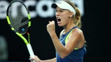 Wozniacki battles past Errani into Istanbul quarter-finals