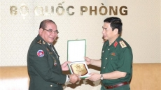 Vietnam, Cambodia border guard forces boost cooperation