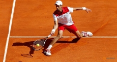 Djokovic crashes out in Barcelona, Nishikori retires