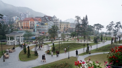 Tam Dao - a small town in the clouds