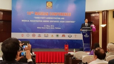 Vietnam takes chair of Medical Association of Southeast Asian Nations