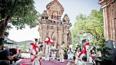 Ponagar Temple Festival to open in Khanh Hoa