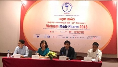 Vietnam Medi-Pharm 2018 to open in Hanoi