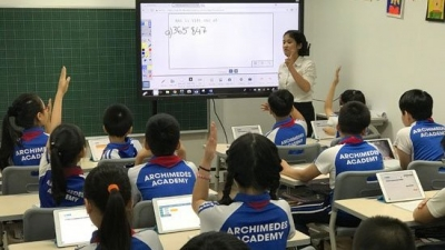 VNPT and NTT develop Smart Education project in Vietnam