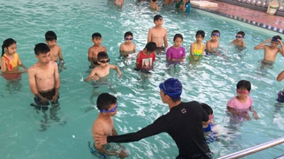 Knowledge contest on drowning prevention for children held in Hanoi